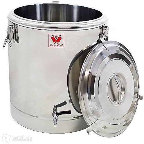 transport thermobeh lter 54 liter mit ablaufhahn in zug kaufen beat stocker. Black Bedroom Furniture Sets. Home Design Ideas