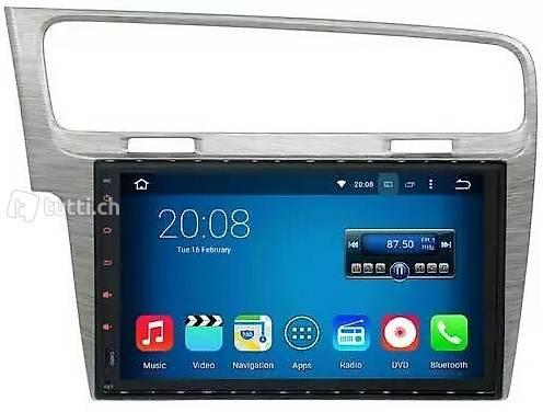 vw radio navi dvd usb sd bluetooth touchscreen 7 8 9. Black Bedroom Furniture Sets. Home Design Ideas