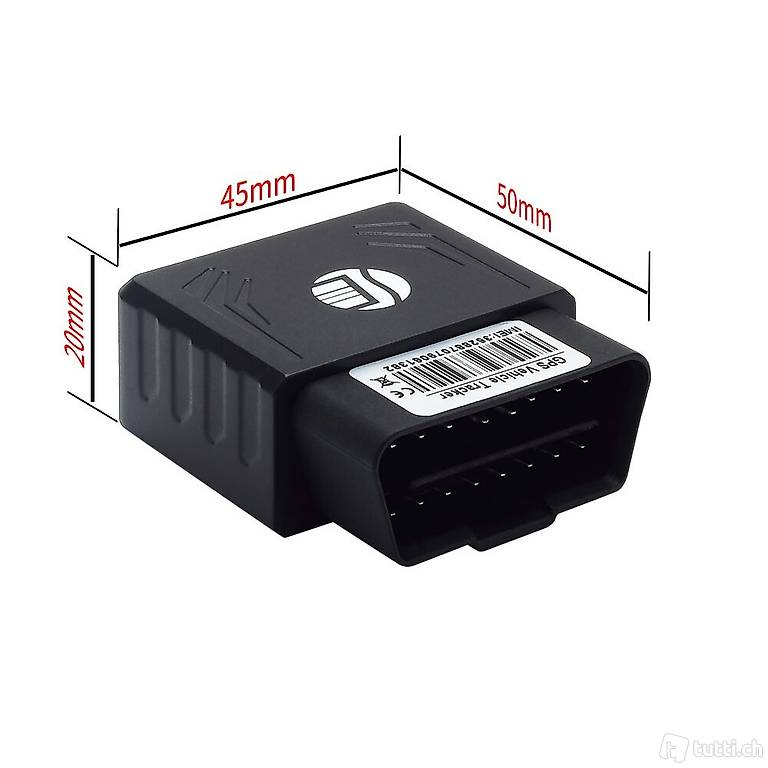 GSM/GPRS network and GPS satellites TK306 GPS Tracker in