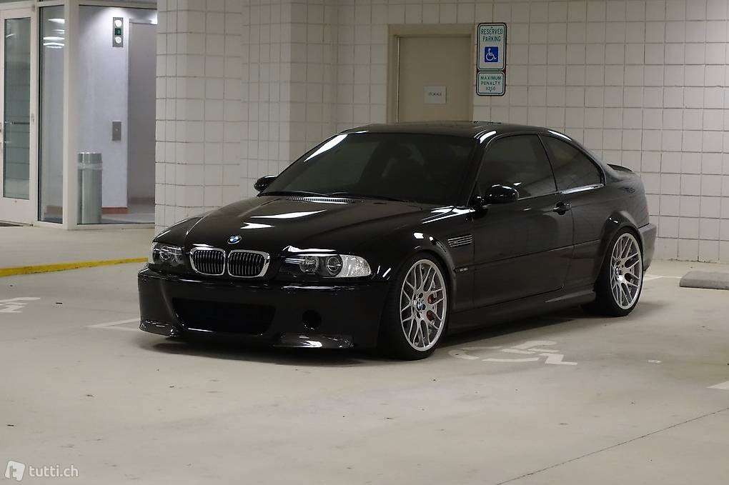 bmw csl style felgen 19 m3 e46 e92 e93 in basel kaufen. Black Bedroom Furniture Sets. Home Design Ideas