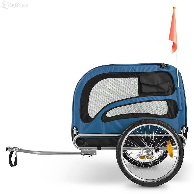 robuster hunde fahrradanh nger fahrrad hundeanh nger xxl. Black Bedroom Furniture Sets. Home Design Ideas
