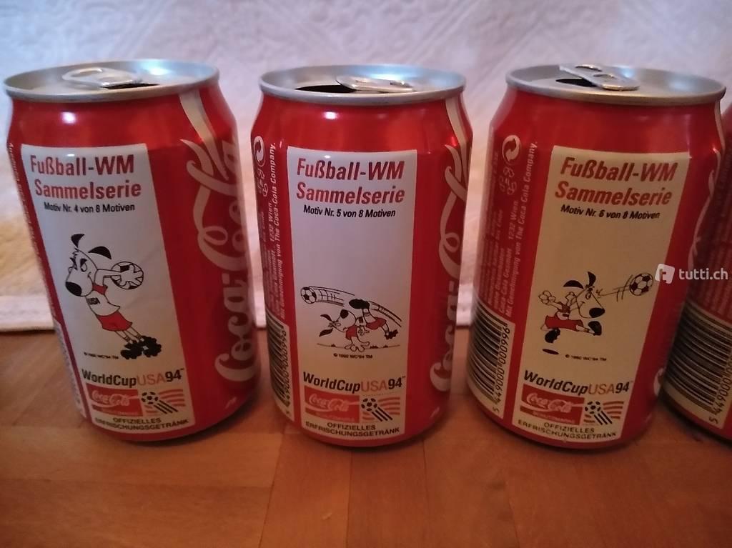 Coca Cola Sammeldosen Wert