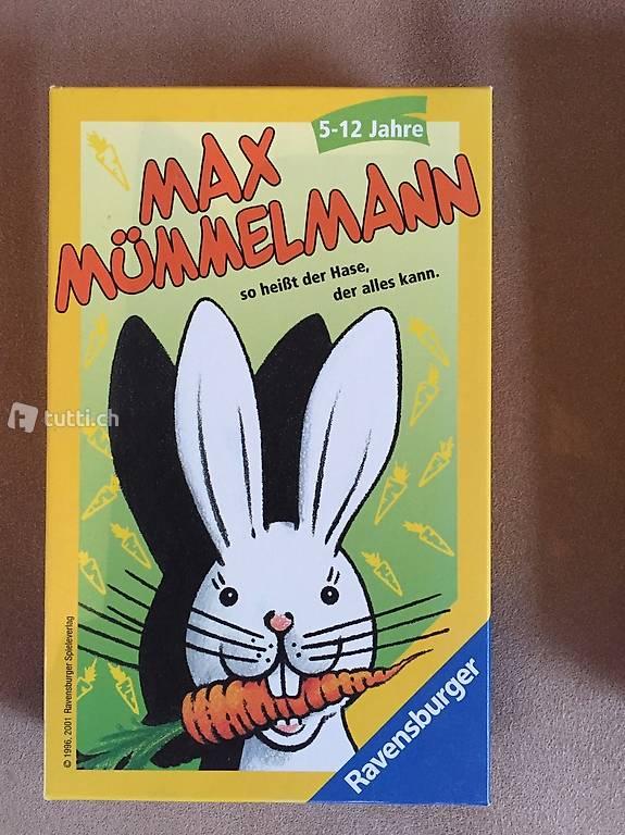 Max MГјmmelmann