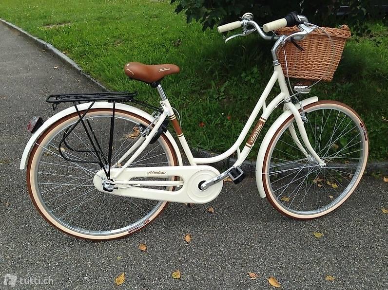 damen velo holland city bike vintage retro in bern kaufen. Black Bedroom Furniture Sets. Home Design Ideas