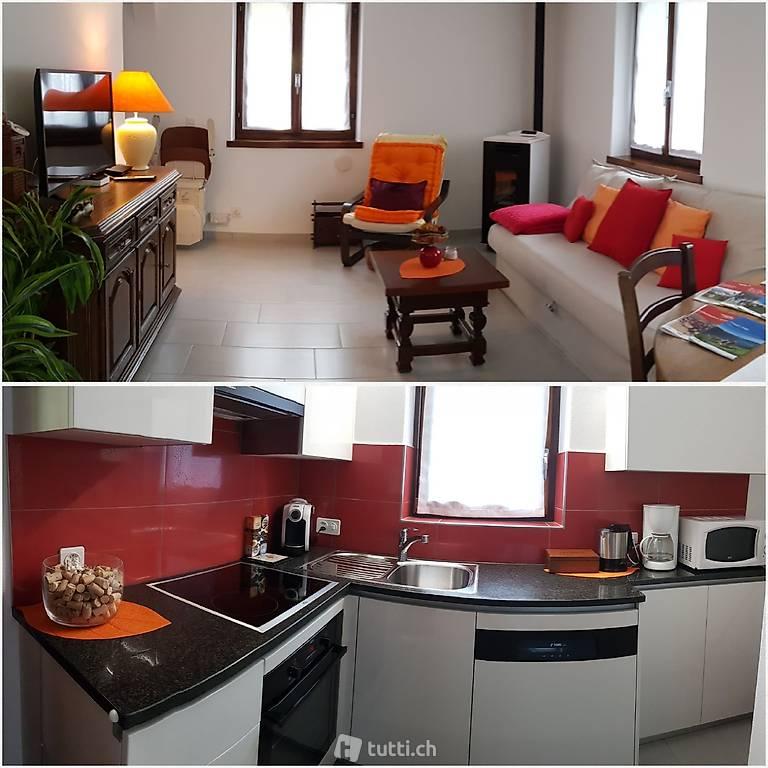 Affittasi casa di vacanza a Claro Ca' Carlin in Ticino ...