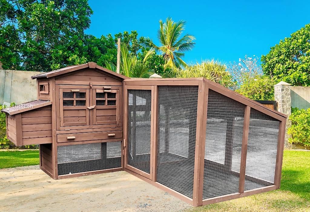 hasenstall h hnerstall isoliert massiv in zug kaufen. Black Bedroom Furniture Sets. Home Design Ideas