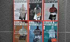 Hjorth & Rosenfeldt, Sebastian Bergman-Reihe, Schwedenkrimis