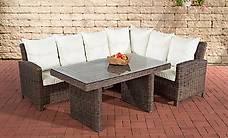 GARTEN ESSGRUPPE Gartenmöbel Tisch Sitzecke NEU