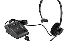 Profi-Telefon-Headset für Festnetz-Telefone