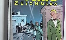 Carlsen Lux :Tod eines Comic-Zeichners ,1. Aufl. 1992  Bd.14