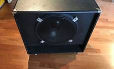 EV Lautsprecher mit Bass Reflex