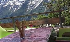 Gletscherblick, Ferienwohnung bis 8 Personen