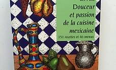 Livre de cuisine mexicaine. Neuf