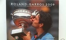 Federer. Livre officiel de Roland Garros