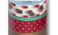 Folia Washi Tape Weihnachten Klassik
