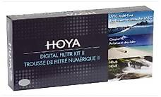 Hoya 49 mm Filter Kit II Digital for Lens