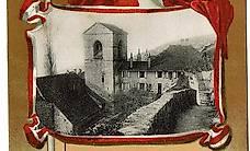 St. Saphorin alte Postkarte