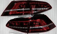 VW-Golf-7-R-original-LED-Leuchten-Rueckleuchten