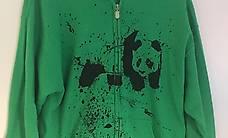 Enjoi Panda Zipper green grün Large L