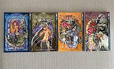 Ral Grad - Band 1-4 (komplett) [Manga]