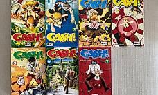 Gash! - Band 1-7 (Manga)