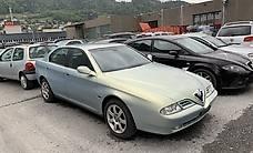 AlfaRomeo 166 2.4 JTD Diesel mit NAVI