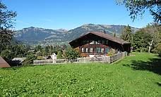 Gstaad - Ferienwohnung