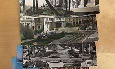 Alte Postkarten Monte Carlo um 1950