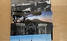 Alte Postkarten Italien um 1950