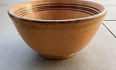 Antike Schüssel Schale aus Keramik Ton - Essgeschirr