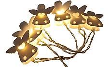 """LED Lichterkette """"Engel"""" 135 cm (Gratis Versand)"""