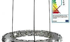 LED-Hängeleuchte Kristallglas (8W) (Gratis Versand)