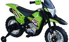 Kindermotorrad Elektromotorrad - grün (Gratis Versand)