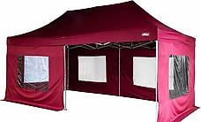 STILISTA® Faltpavillon mit Seitenteilen (Gratis Versand) 2