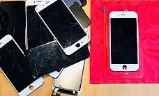 Reparatur iPhone 6S 7 8 X original Bildschirm