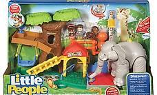 FisherPrice Little People Maxi - Zoo de la faune