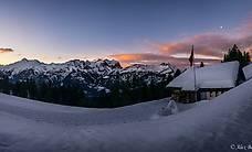 Skihütte Wolftännli