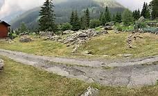 Vendesi terreno da costruzione a Pian San Giacomo (Mesocco).