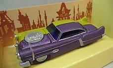 CORGI BATMOBIL 1950s TWO-FACE CAR 1:43