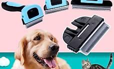 Geniale Unterfellbürste für Katzen und Hunde