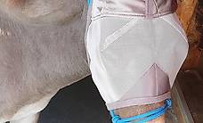 Fliegenmaske Crusander für Esel neu