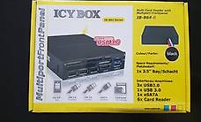 ICY BOX Card Reader Intern IB-864-B 3,5""