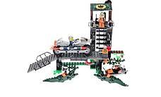 LEGO Agents 8632 - Mission 2: Jagd im Sumpf