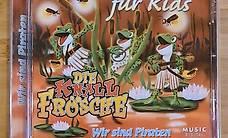 Die Knall Frösche (Coole Hits für Kids) CD