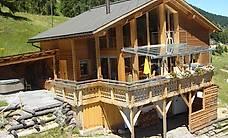 Davos: Lux. Ferienchalet für 7 Pers. mit Whirlpool und Sauna