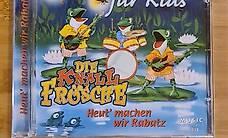 Die Knall Frösche (Coole Hits für Kids)