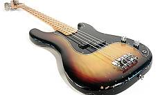 Fender Precision Bass (1975) - Sunburst 3 Colors