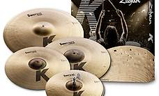 Zildjian K Sweet Cymbal Pack im Traditional-Finish