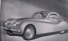 Jaguar XK Coupe Prospekt