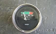 NOS Manometer, Thermometer von Jaeger, mano thermo